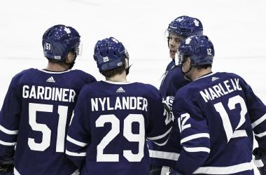 Toronto Maple Leafs promete mucho en 2018-19 Foto Dan Hamilton