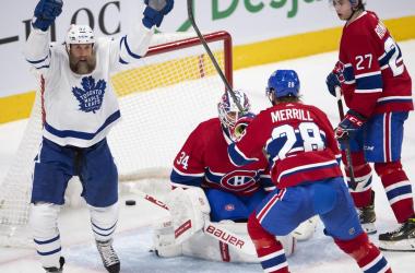 Thornton y Spezza hacen historia a la vez que los Leafs se clasifican matemáticamente para los playoff