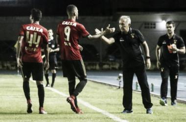 Notas: Leandro Pereira marca dois gols e se sobressai no Sport; confira