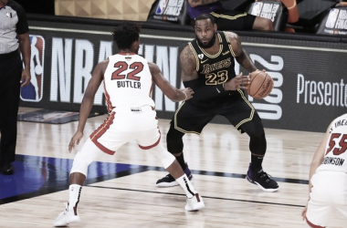 LeBron James compara Miami Heat e Golden State Warriors e comenta lance decisivo no jogo 5
