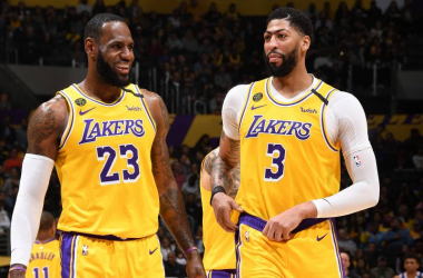 Season Review: Los Angeles Lakers