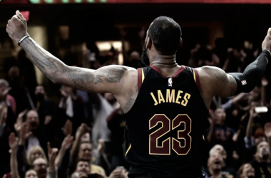 LeBron James. Foto: Web