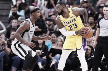 Foto: Los Ángeles Lakers