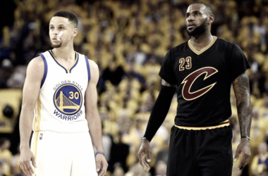 Stephen Curry versus LeBron James will be the pick of the NBA Christmas games. | USA TODAY Sports