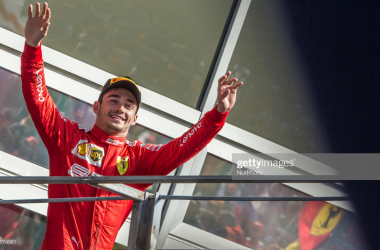 The Time is Now for Charles Leclerc