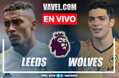 Goles y resumen Leeds 1-1-Wolves en Premier League