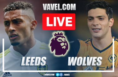 Goals and Highlights Leeds 1-1 Wolves in Premier League