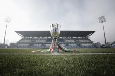 Taça da Supercoppa Italiana | Divulgação/Lega Serie A