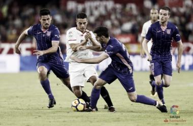 Asier Garitano y el equipo revelación de la liga