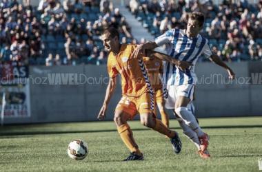 El Leganés deja escapar los tres puntos en su regreso a Segunda Divisón