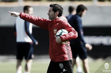 El Valencia CF en busca del récord de Nuno