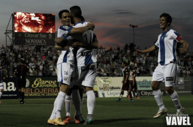 Fotos e imágenes del Leganés 3-1 Córdoba. Jornada 2, Liga Adelante