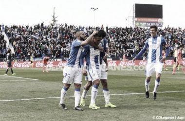 FOTO: Prensa del Club Deportivo Leganés
