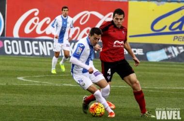 Fotos e imágenes del Leganés 4-0 Mirandés, jornada 21 Liga Adelante