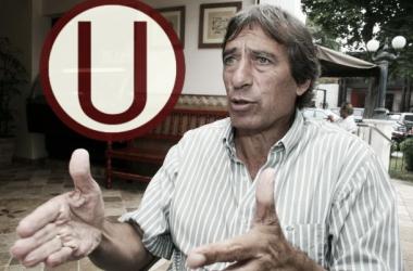 Leguía es el gerente deportivo de Universitario de Deportes. (FOTO: radioblancoynegro.com)