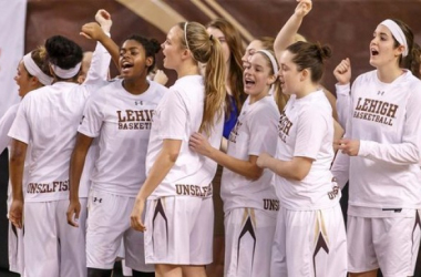 Lehigh Defeats Loyola In Patriot League Women's Basketball Showdown