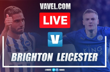 Brighton and Leicester come together on Saturday afternoon in the Premier League