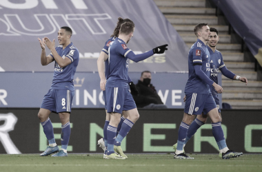 El Leicester se mete en las semifinales de la FA Cup