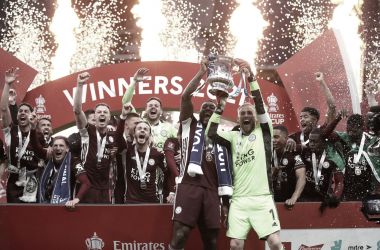 ¡El Leicester City vuelve a la gloria!