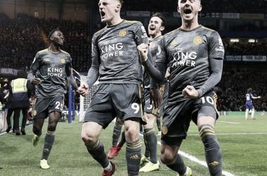 Divulgação: Leicester City