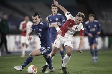 Los Foxes perdieron como locales, por competencias europeas, tras 8 partidos. Foto: UEFA