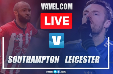 Leicester clash with Southampton on Friday evening