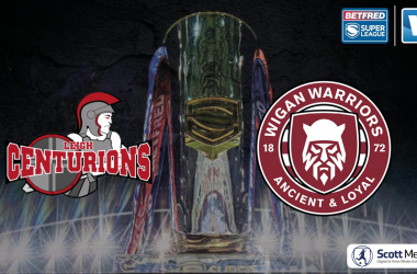 As it happened: Wigan Warriors come from behind to edge past Leigh Centurions