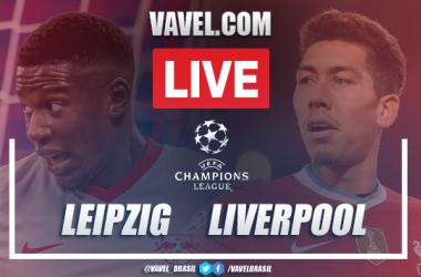 Gols e melhores momentos Leipzig 0 x 2 Liverpool pela UEFA Champions League