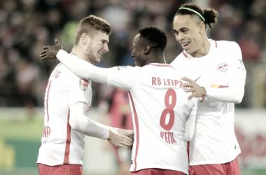 El RB Leipzig podrá jugar Champions League
