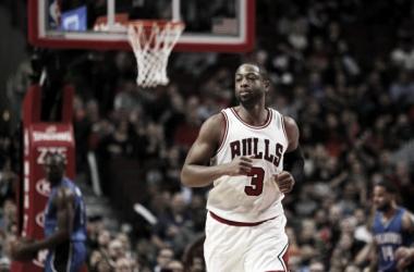 Los Chicago Bulls vencieron a los Orlando Magic. Foto: NBA