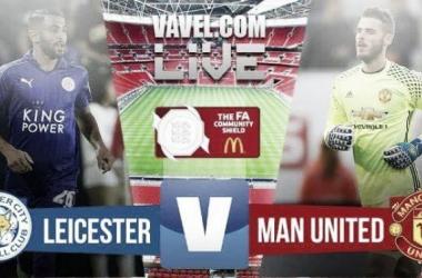 Live Leicester City - Manchester United, risultato Community Shield: (1-2) Ibra regala il primo 'titulo' a Mourinho!