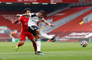 As it Happened: Liverpool 0-1 Fulham