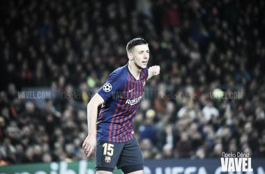 Clément Lenglet, jugador del FC Barcelona. FOTO: Noelia Déniz
