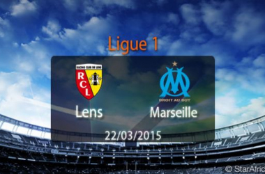 LIVE LIGUE 1: Lens - Marseille en direct (0-4)