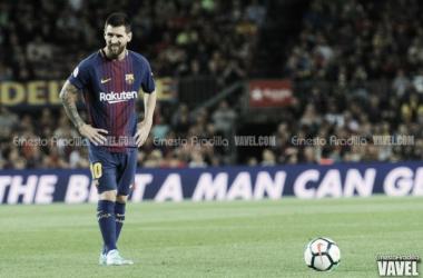 """Leo Messi, relegado a la segunda posición en el """"The Best"""""""