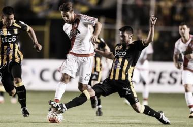 Después de tres partidos, Leo volverá a jugar por la Copa (Foto: Conmebol).
