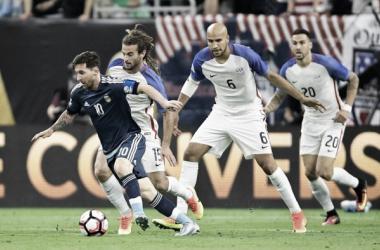 Cómo llega Messi