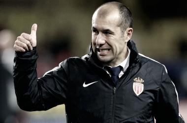 En la imagen, el técnico del equipo del Mónaco, Leo Jardim / Fuente: AS MÓNACO