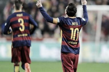 Desconfíen de Messi