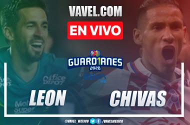 Gol y resumen: León 1-0 Chivas semifinal vuelta Guard1anes 2020