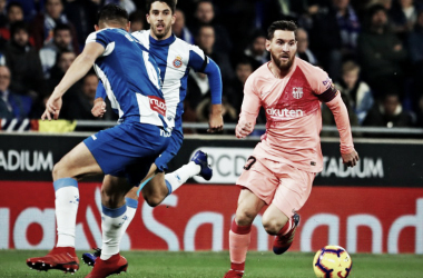 Leo Messi fue el futbolista más determinante ante el Espanyol | Foto: FC Barcelona