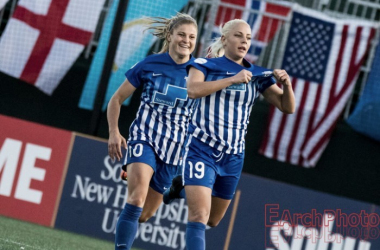 Adriana Leon is named NWSL Player of the Week after one goal and one assist | Photo: E. Sbrana - EarchPhoto