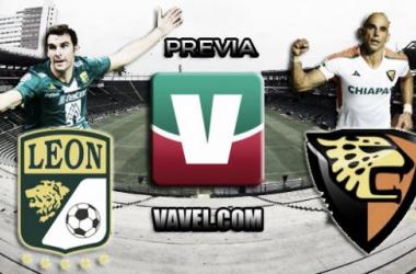 León - Chiapas FC: El invicto esmeralda corre peligro
