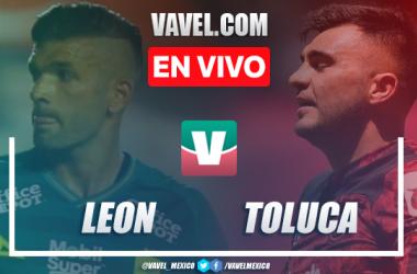 Goles y resumen del León 2(2)-(4)2 Toluca en Repechaje Liga MX 2021