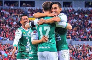 Resultado y gol del partido León 1-0 Venados en Copa MX 2018