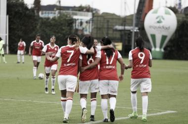Santa Fe venció a Equidad y se afianza en la cima del grupo B de la Liga Águila Femenina