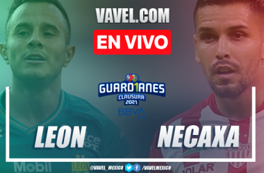 Goles y resumen del León 3-1 Necaxa en Liga MX 2021