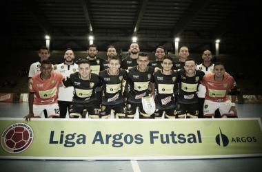 Foto: Facebook Itagui Leones Futsal