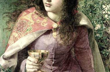 Leonor de Aquitania la Reina Cruzada, Fuente: Wikicommons