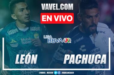 Goles y resumen: León 3-0 Pachuca en Liga MX 2020